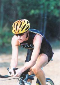 tara on bike